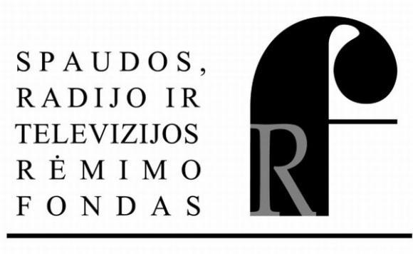spaudos radijo ir televizijos rėmimo fondas