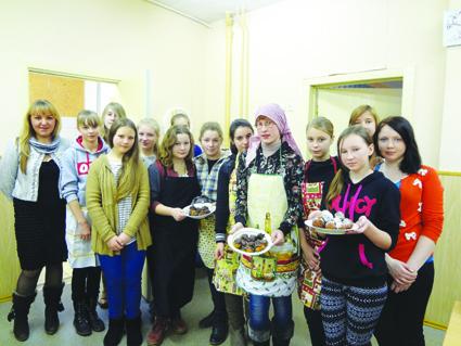 jaunosios kulinarės