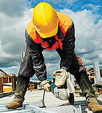 worker-construction-grinder-machiine