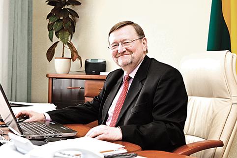Teisingumo ministras Juozas Bernatonis (3)