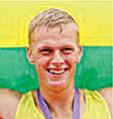 2015 m. Trakų rajono metų sportininku buvo pripažintas irkluotojas Rolandas Maščinskas