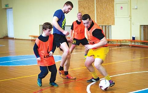 """Rūdiškių FK ,,Vėtra"""" treniruotė"""