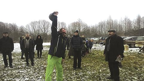 Vyrų rungtis – Darius Marcinkevičius, vyr. teisėjas – Albertas Malašauskas