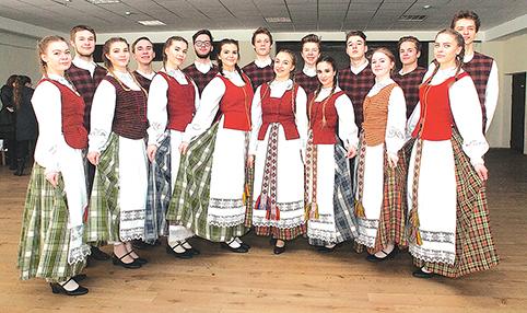 Trakų šokėjai tikisi šokti Dainų šventėje