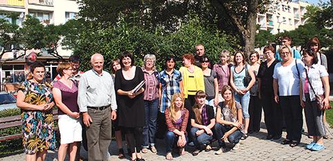 Senųjų Trakų kaimo tėvų bendruomenė 2011 m. svečiavosi pas partnerius Lenkijoje