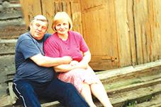 Kartu su vyru Marjanu praleistos akimirkos liko tik prisiminimuose