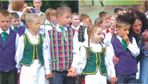 Pastebėjimai prieš pasirodymą Trakų miesto šventėje
