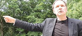 """""""Ar jau pastatytos Lentvario bokšto griūtį užfiksuosiančios kameros?"""", – klausia TINP direktorius Gintaras Abaravičius"""