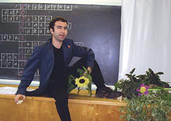 Kartais ir mokytojai pakvailioja (per Mokytojo dieną)