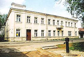 Trakų meno mokyklai rekonstruoti numatyta skirti daugiau nei 728 tūkst. eurų.